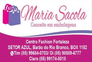 MARIA SACOLA