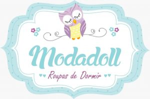 MODA DOLL ROUPAS DE DORMIR