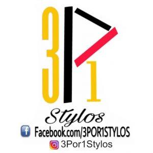 3POR1 STYLOS