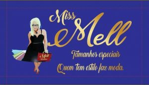 MISS MEL TAMANHOS ESPECIAIS