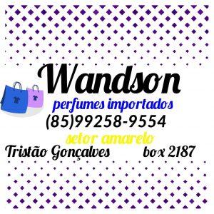 WANDSON PERFUMES IMPORTADOS