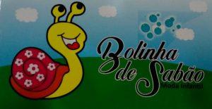 BOLINHA DE SABÃO