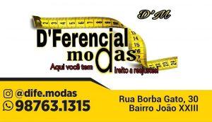 D'FERENCIAL MODAS